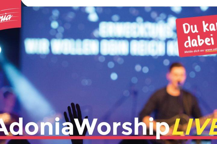 Adonia WorshipLIVE